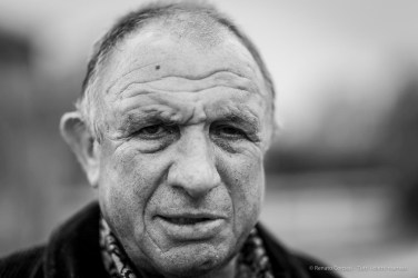 Joël Linsolas, manadier. Manade de Baumelles, Cabanes Cambon, Les-Saintes-Maries-de-la-mer, November 2018. Nikon D810, 85 mm (85 mm ƒ/1.4) 1/1000 ƒ/1.4 ISO 72