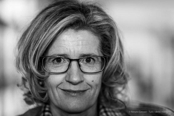 "Roberta Cocco: councillor Digital Transformation and Civic Services, City of Milano. November 2018. Nikon D810, 85 mm (85 mm ƒ/1.4) 1/125"" ƒ/1.4 ISO 80"