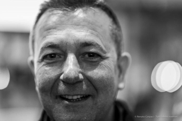 "Vicente Todolì, direttore artistico Pirelli HangarBicocca. Milano, October 2018. Nikon D810, 85 mm (85 mm ƒ/1.4) 1/125"" ƒ/1.4 ISO 560"