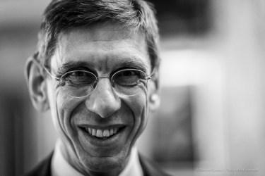 "Luca Bianchi, president ATM-Milano Transit Authority. November 2018. Nikon D810, 85 mm (85 mm ƒ/1.4) 1/125"" ƒ/1.4 ISO 800"