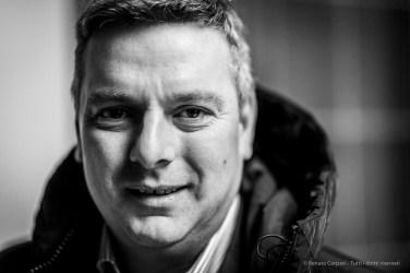 """Pierluigi Cocchhini, CEO Rinascente SpA. Milano, November 2018. Nikon D810, 85 mm (85 mm ƒ/1.4) 1/125"""" ƒ/1.4 ISO 140"""