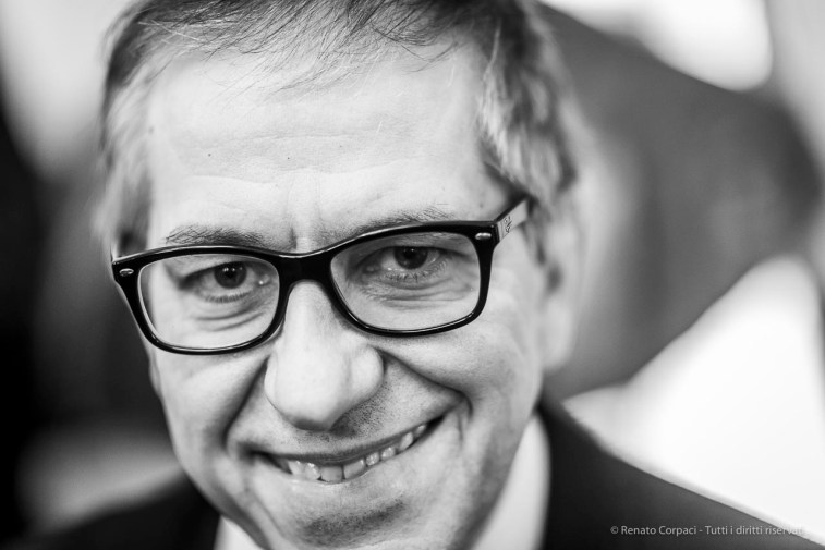 "Pierluigi Panza, art historian, critic. Decembber 2018. Nikon D810, 85 mm (85 mm ƒ/1.4) 1/125"" ƒ/1.4 ISO 500"