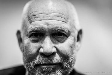 "Steve McCurry photographer, freelancer and photojournalist. Milano, December 2018. Nikon D810, 85 mm (85 mm ƒ/1.4) 1/125"" ƒ/1.4 ISO 450"