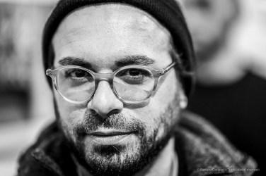 """Ivan Origgi, fotografo. Milano, January 2019. . Nikon D810, 85 mm (85 mm ƒ/1.4) 1/125"""" ƒ/1.4 ISO 1100"""