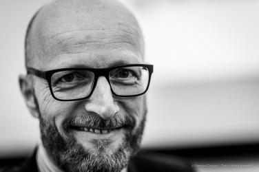 """Frédéric Meyer, director Atout France. Milano, January 2019. Nikon D810, 85 mm (85 mm ƒ/1.4) 1/125"""" ƒ/1.4 ISO 220"""
