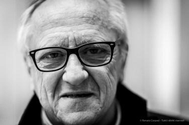 Walter Galbusera, President Fondazione Anna Kuliscioff. Milano, February 2019. Nikon D800 85 mm (85 mm ƒ/1.4) 1/125 ƒ/1.4 ISO 160