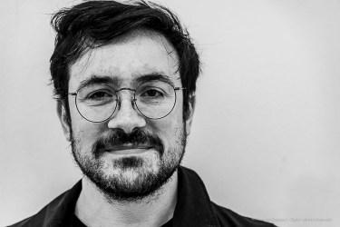 Alessandro Laita, curator. Milano, April 2019. Nikon D810, 85 mm (24-120 mm ƒ/4) 1/125 ƒ/3.5 ISO 1100