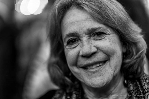 Andrée Ruth Shammah, theatre director. Milano, April 2019. Nikon D810, 85 mm (85 mm ƒ/3,5) 1/125 ƒ/3.5 ISO 400