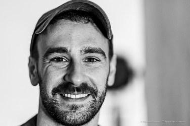 Diego Tortelli, coreographer. Reggio Emilia, April 2019. D810, 85 mm (85 mm ƒ/1.4) 1/125 ƒ/1.4 ISO 900