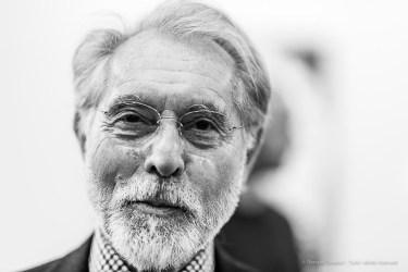 Gian Enzo Sperone, art dealer. Milano, Aprile 2019. Nikon D750, 85 mm (85 mm ƒ/1.4) 1/125 ƒ/1.4 ISO 250