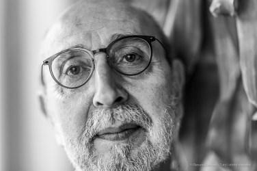 Paolo Biscottini, art historian, museologist, professor of Museology, Università Cattolica del Sacro Cuore. Milano, April 2019. Nikon D810, 85 mm (85 mm ƒ/1.4) 1/125 ƒ/1.4 ISO 160