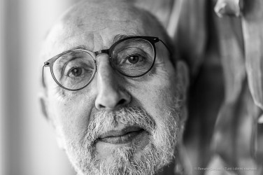 Paolo Biscottini, art historian, museologist, professor of Museology, Università Cattolica del Sacro Cuore. Milano, April 2019. Nikon D810, 85 mm (85 mm ƒ/1.4) 1/125 ƒ/1.4 ISO 160