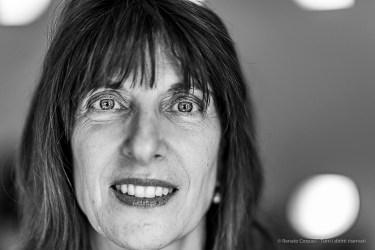Raffaella Resch, independent curator. Milano, April 2019. Nikon D810, 85 mm (85 mm ƒ/1.4) 1/125 ƒ/1.4 ISO 100