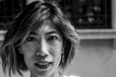 "Cristina Kuok, vice president Arts & Culture, MGM Macau. Venice, May 2019. Nikon D810 85 mm (85 mm ƒ/1.4) 1/125"" ƒ/1.4 ISO 100"