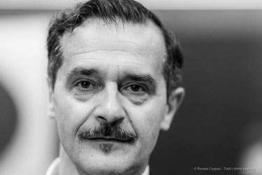 """Luca Massimo Barbero, director. Istituto di Storia dell'Arte, Fondazione Giorgio Cini. Nikon D810, 85 mm (85.0 mm ƒ/1.4) 1/125"""" ƒ/1.4 ISO 2200"""