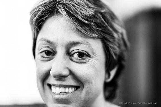 "Francesca Velani, Vice-president PRMO P.A, director LuBeC. Parma, May 2019. Nikon D810 85 mm (85 mm ƒ/1.4) 1/125"" ƒ/1.4 ISO 1000"