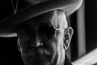 """Cerith Wyn Evans, artist, Milano, October 2019. Nikon D810, 85mm (85,0 mm ƒ/1.4) 1/125"""" ƒ/1.4 ISO 80"""