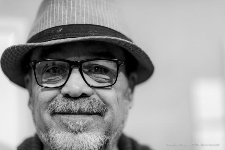 "Jemai ""Zak"" Zakaria, conservator, Castello di Zak. Milano, November 2019. Nikon D810, 85mm (85,0 mm ƒ/1.4) 1/125"" ƒ/1,4 ISO 360"
