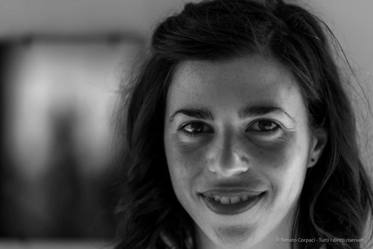 "Lucia Aspesi, curator. Milano, Pirelli HangarBicocca, September 2019. Nikon D810 85 mm (85 mm ƒ/1.4) 1/640"" ƒ/1.4 ISO 110"