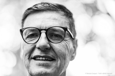 "Mario Sacco, presidente Fondazione Asti Musei. Asti, September 2019. Nikon D810 85 mm (85 mm ƒ/1.4) 1/125"" ƒ/1.4 ISO 64"