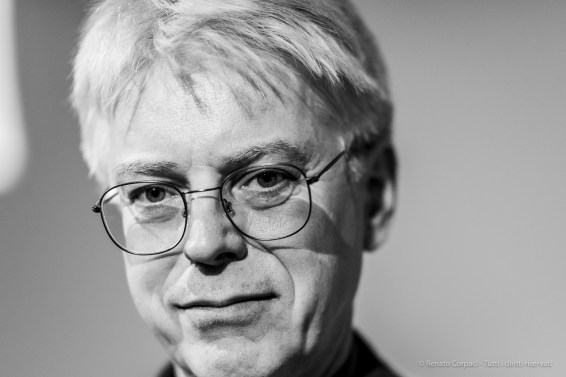 """Simone Soldini, director Museo d'arte di Mendrisio. Mendrisio, October 2019. Nikon D810, 85mm (85,0 mm ƒ/1.4) 1/125"""" ƒ/1.4 ISO 800"""