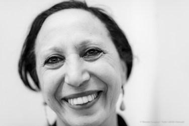 "Francesca Alfano Miglietti, art critic, essayist, curator. Milano, December 2019. Nikon D810, 85mm (85,0 mm ƒ/1.4) 1/125"" ƒ/1.4 ISO 1000"