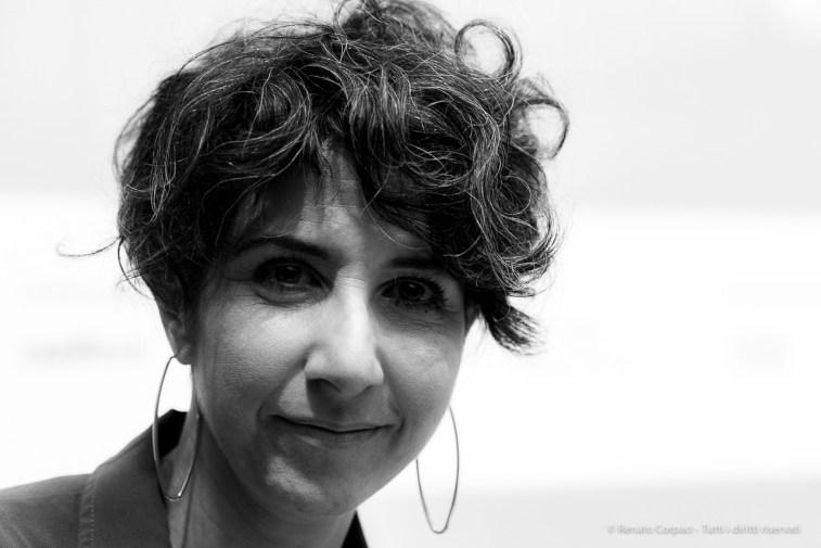 Anna Maria Maggiore, Director Museo delle Culture (MUDEC), Milano, March 2017. Nikon D810, 85 mm (85 mm ƒ/1.4) 1/60 F/4 ISO 1600