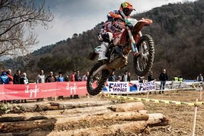Gara di motocross ad Andora