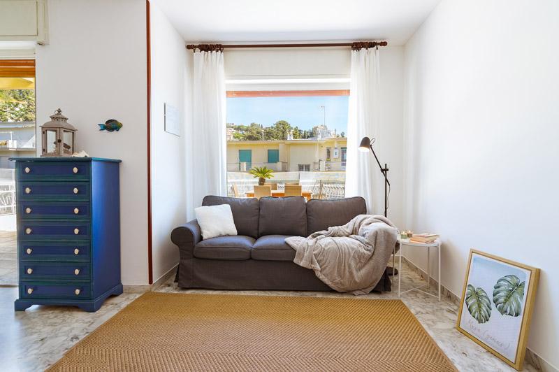Fotografia di interni per una casa-vacanza