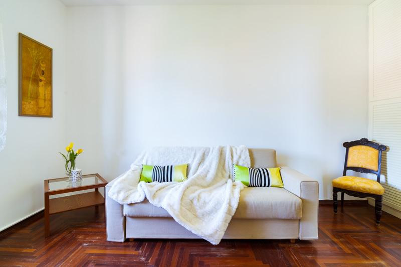 Seconda camera con divano-letto