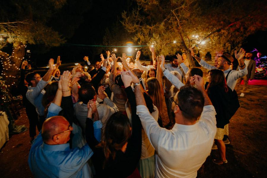 Balli finali matrimonio Sanremo