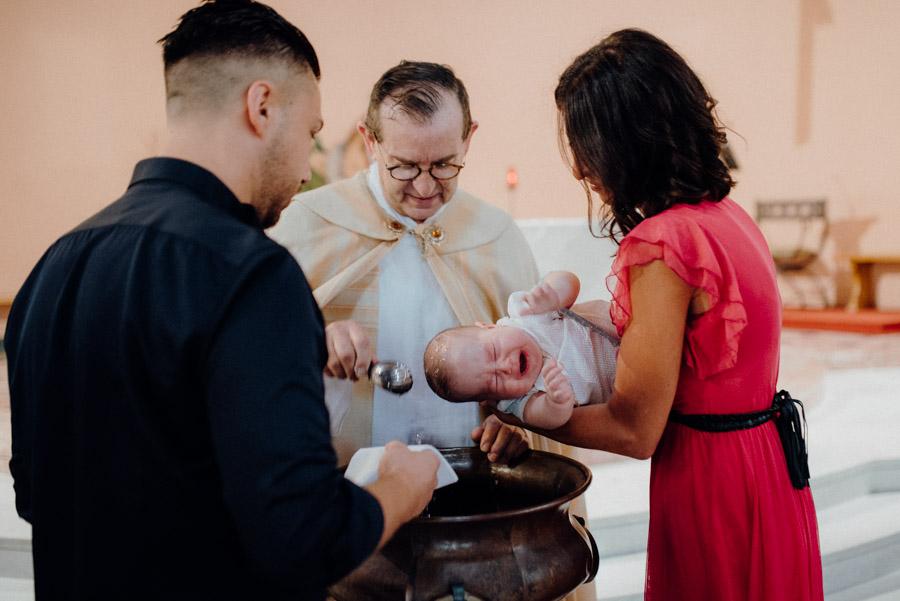 foto del battesimo di Edoardo