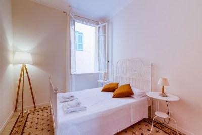 fotografia di interni per appartamento a Sanremo