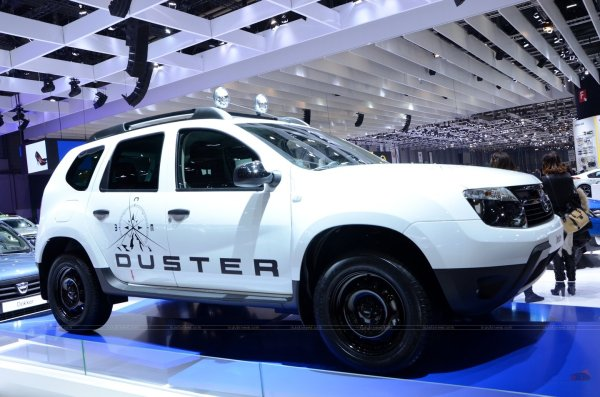 Фото Renault Duster Adventure Limited Edition 45