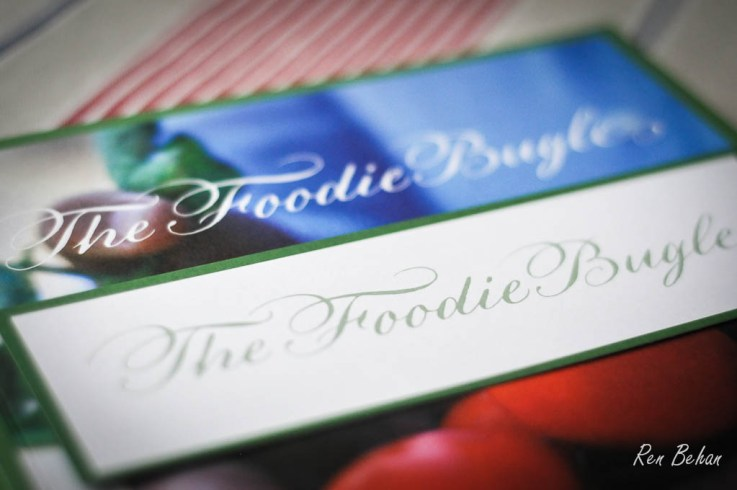 The Foodie Bugle