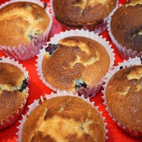 Queen Cakes/Blueberry Muffins