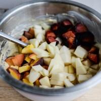 Utterly Scrummy's Fruit Bowl Cake