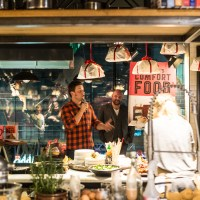 Comfort Food Book Launch and Christmas features for JamieOliver.com