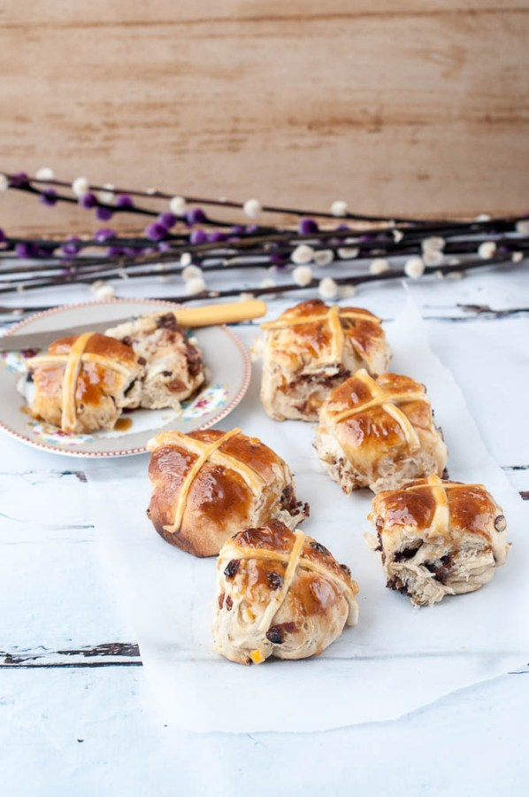 Hot Cross Buns Ren Behan