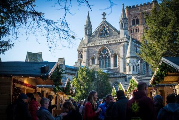 St Albans Christmas Markets