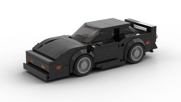 LEGO Chevrolet Corvette C4 Model