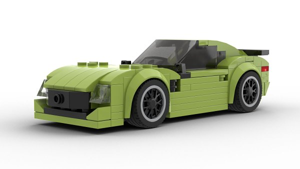 LEGO Mercedes AMG GT Model