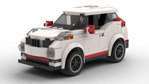 LEGO Nissan Juke Nismo RS Model