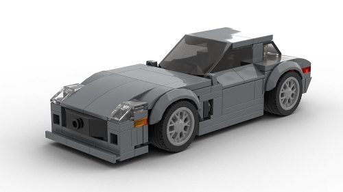 LEGO Mercedes-Benz SLS AMG model