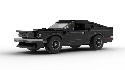 LEGO Ford Mustang Boss 429 69 model