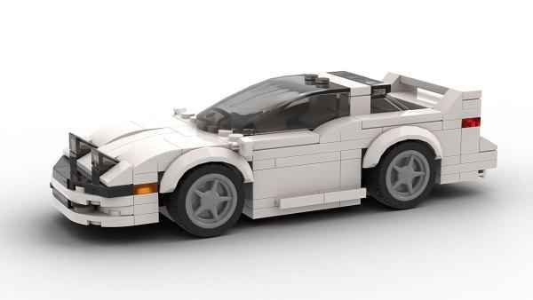 LEGO Mitsubishi 3000GT model