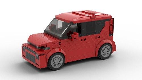 LEGO Kia Soul 2020 model