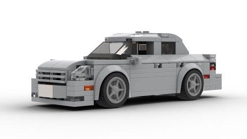 LEGO Cadillac Catera model