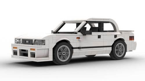 LEGO Subaru Impreza 98 model