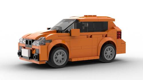 LEGO BMW 2 Series Active Tourer model